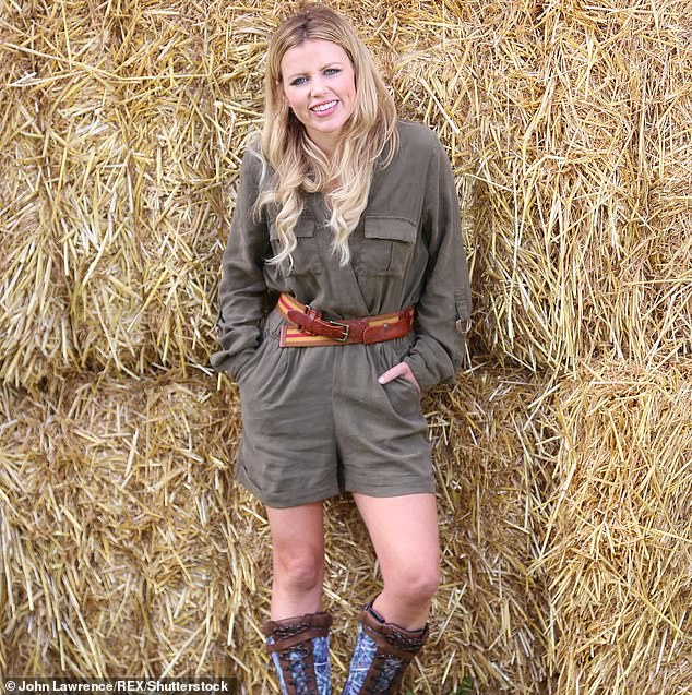 BBC Countryfile star Ellie Harrison says British countryside IS racist