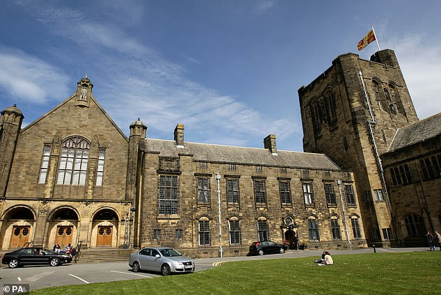 Bangor University student, 26, is found dead in his room at halls of residence