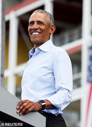 Barack Obama and Joe Biden to campaign in Michigan tomorrow