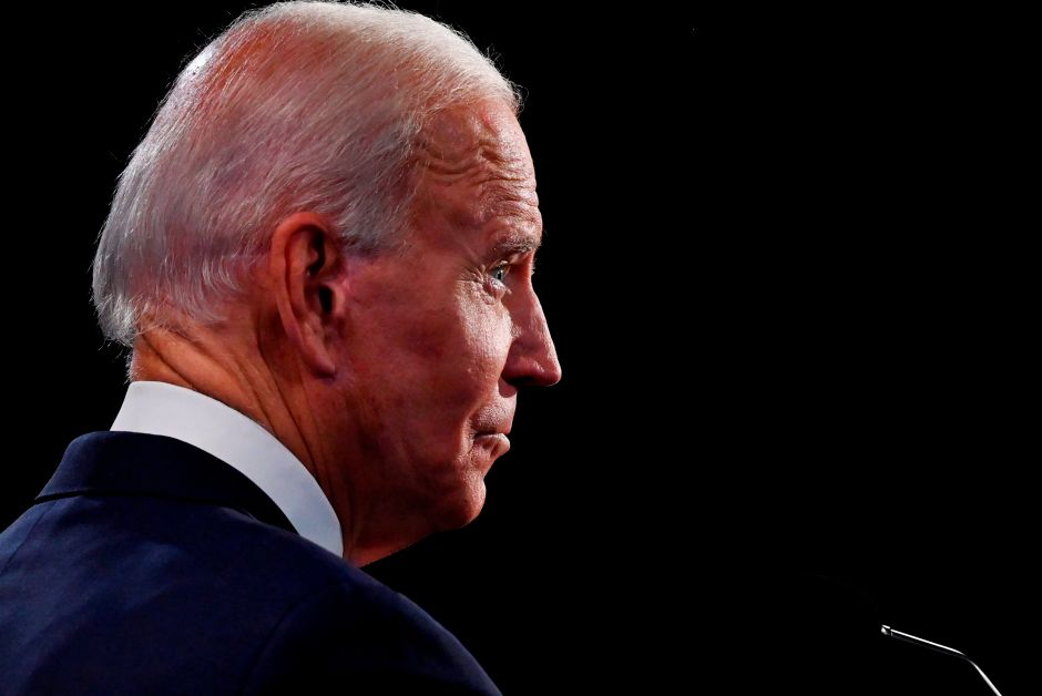 """Biden: """"Americans deserve a president who understands what is happening."""" 