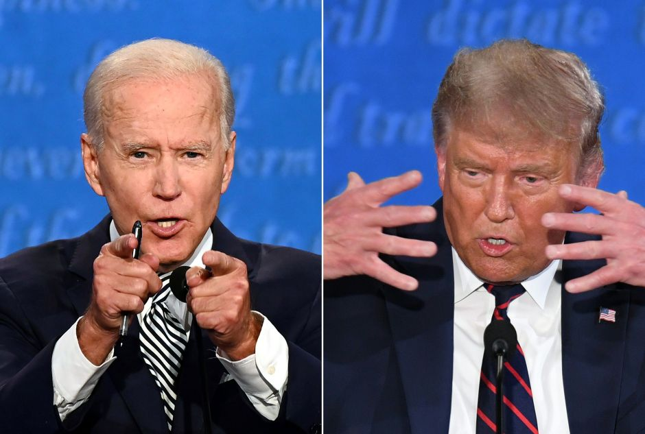 Biden beats Trump with 12 points nationally and 5 points in Florida | The NY Journal