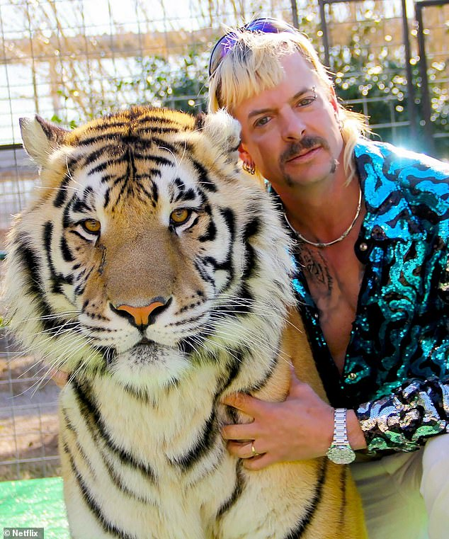 Bombshell texts could lead to Tiger King's Joe Exotic's acquittal