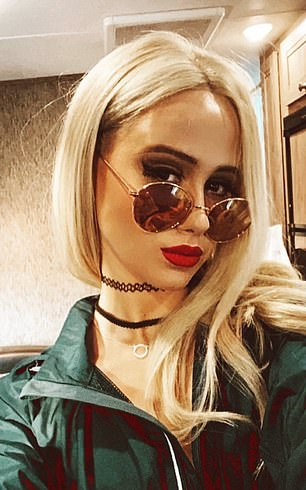 Borat's Bulgarian honey-trap girl: Glamorous BLM-supporting 24-year-old plucked from obscurity