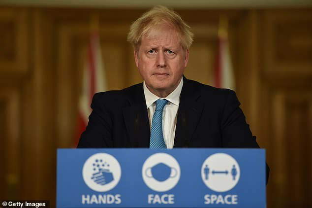 Boris Johnson is set for war with UK's five Church leaders over Brexit