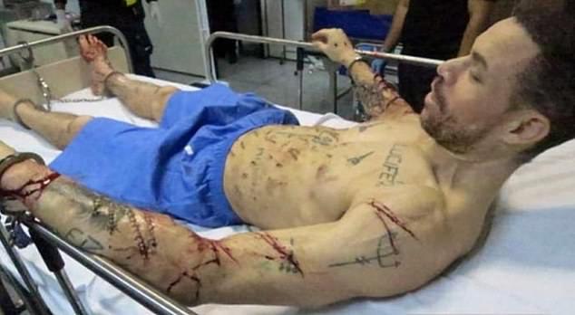 Brazilian prisoner, 42, says he has 'no regrets' about his killing spree
