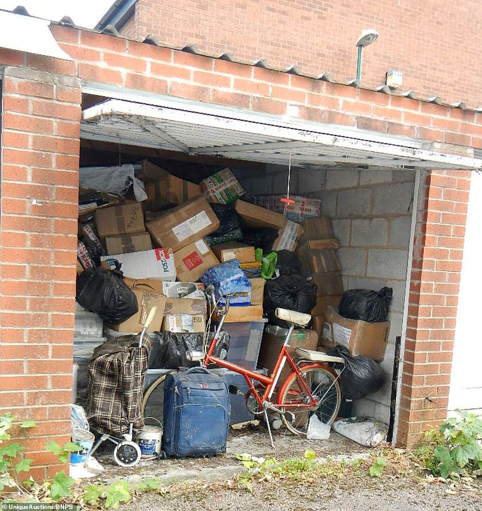 Britain's BIGGEST hoarder: Brother discovers his late relative had piled home with 60,000 rare items