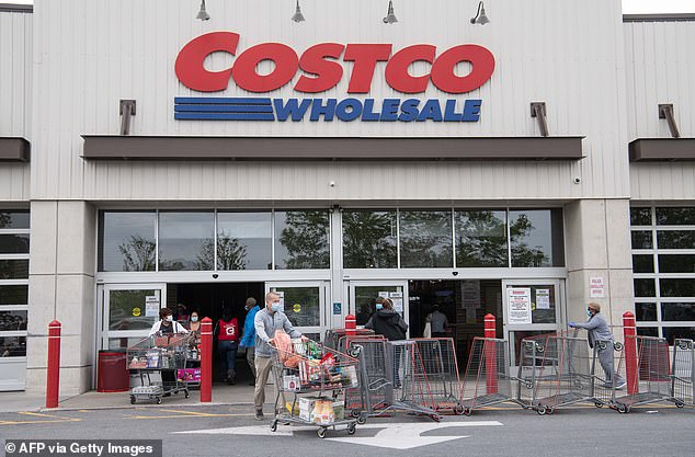 Bulk-buy retailer Costco starts selling GOLD worth up to £24,500 in its supermarkets