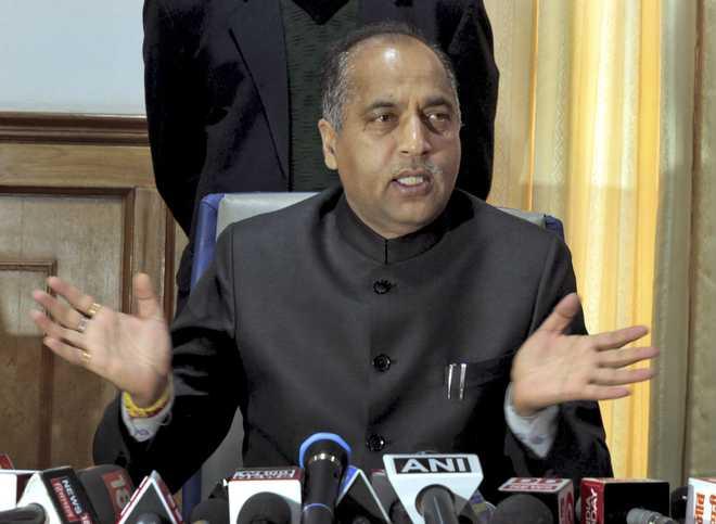 CM Jai Ram Thakur condemns Thackeray's 'ganja fields in Himachal' remarks