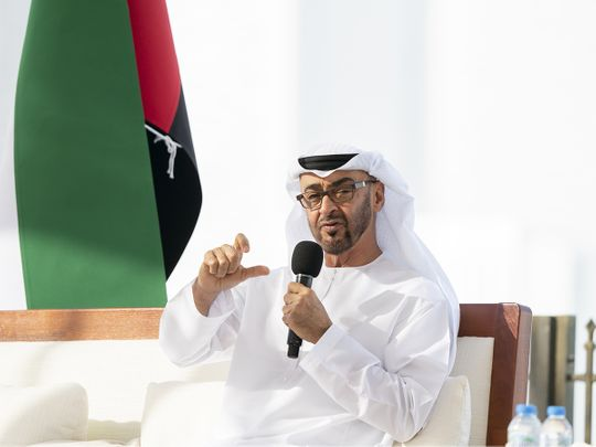 COVID-19: Sheikh Mohamed bin Zayed wishes Donald Trump a speedy recovery