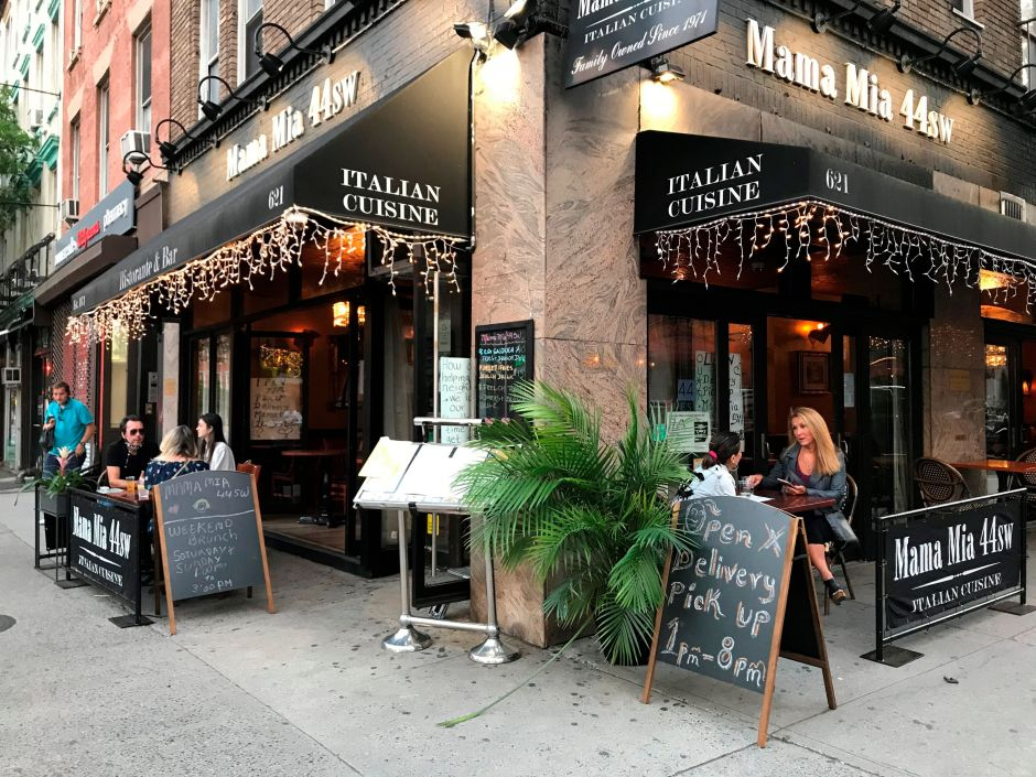 COVID-19 could force the closure of half of NYC restaurants in a year | The NY Journal