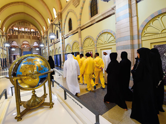 COVID-19 pushes Sharjah museum to rethink visitor participation