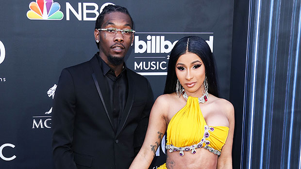 Cardi B Confirms She's Back Together With Offset: 'I'm Crazy'