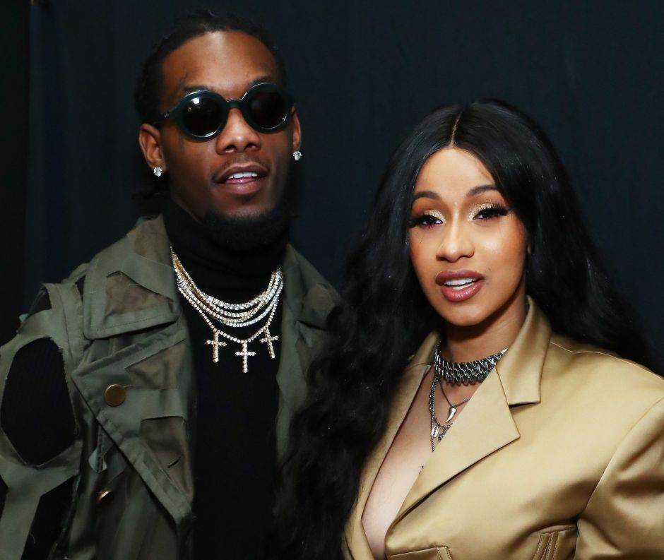 "Cardi B says she came back with Offset because it's ""really hard not to have a penis"" 