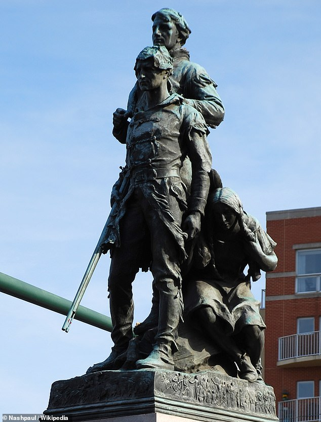 Charlottesville seeks proposal to REMOVE Lewis and Clark expedition statue