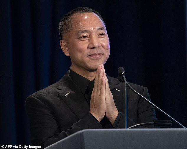 Chinese exile Guo Wengui's extraordinary rise from poverty to center of Hunter Biden' scandal