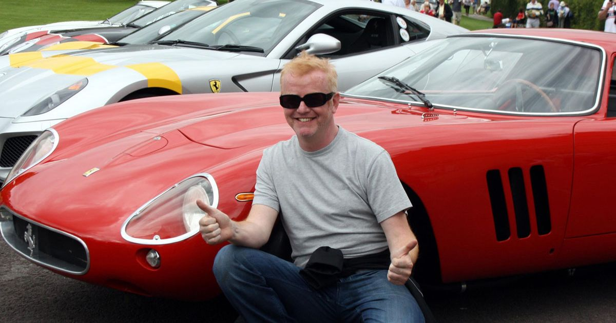 Chris Evans pockets whopping £6.3 million by selling eight of his classic cars
