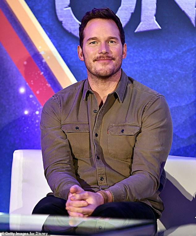 Chris Pratt is called 'insensitive' for promoting his new Pixar movie with a joke about voting