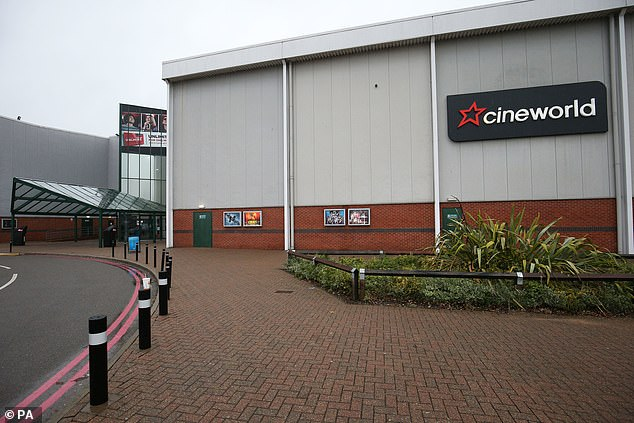 Cineworld staff 'were asked to buy leftover Pick n Mix stock before being told of job losses