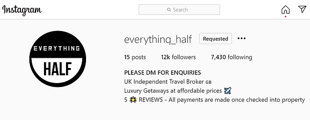 Cornish resort Landal Gwel an Mor reveals it lost thousands in an Instagram booking site scam