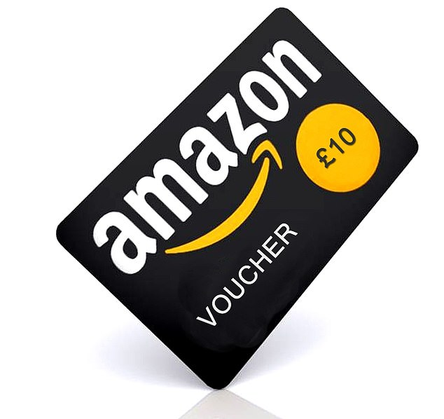 Coronavirus: £170million of taxpayers' money to go on Amazon vouchers to coax people into study