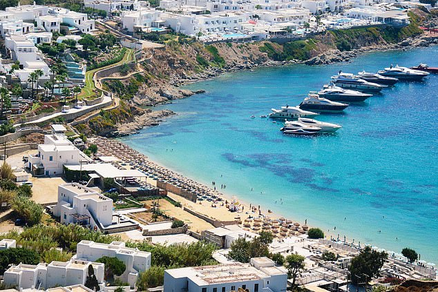 Coronavirus UK: Denmark and Mykonos on quarantine-free travel list