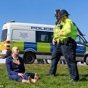 Coronavirus UK: Half of penalties given by police have not been paid