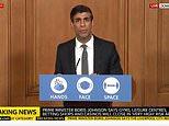 Coronavirus UK: Rishi Sunak gives £1.5bn to English councils