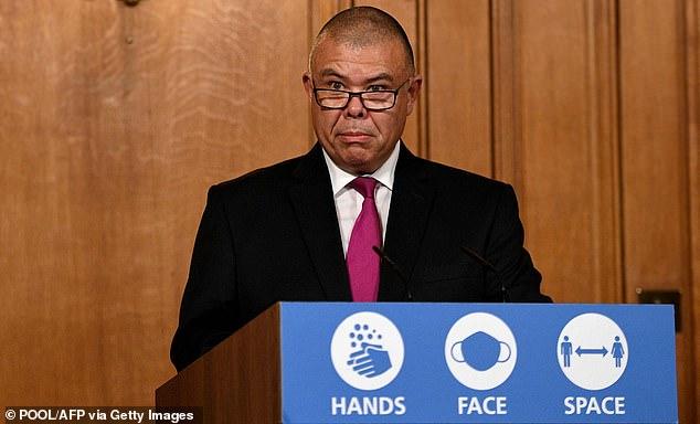 Coronavirus UK: Van-Tam says nationwide lockdown 'inappropriate'