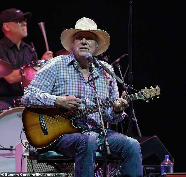 Country singer Jerry Jeff Walker, who wrote Mr. Bojangles, dies aged 78