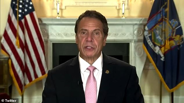 Cuomo says 'religious practices' in Orthodox Jewish areas to blame for Covid spread