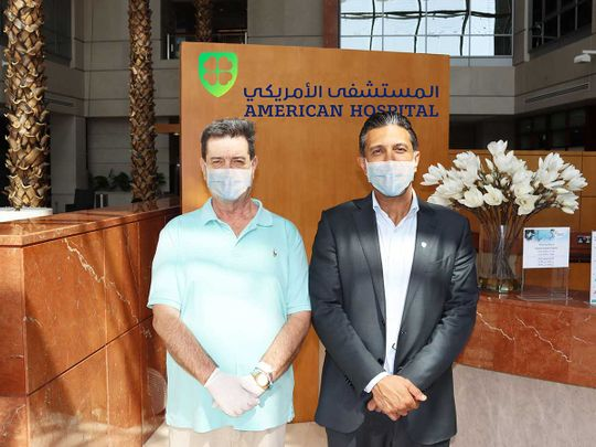 Cutting-edge tech used for first minimally invasive lung surgery by American Hospital Dubai