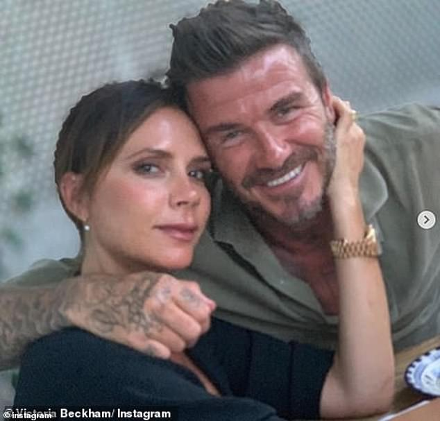 David and Victoria Beckham 'land £16million deal with Netflix for fly-on-the-wall series'