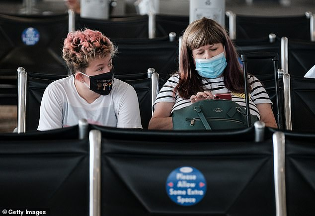 Delta Air Lines has banned more than 400 passengers over its face mask mandate