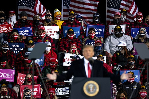 Donald Trump plans to hold a rally on SATURDAY in Florida