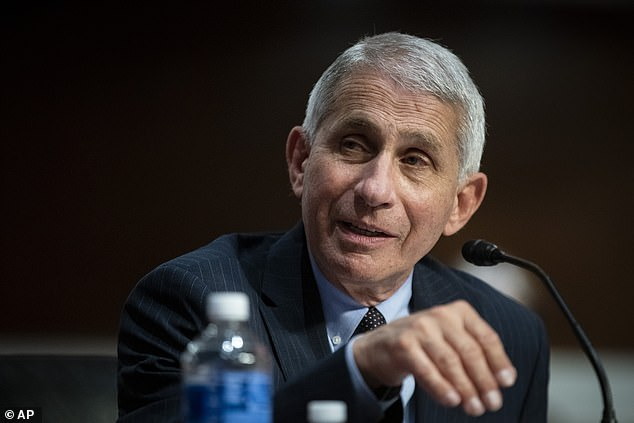 Dr Anthony Fauci warns Covid cases could spike if Thanksgiving gatherings are not canceled