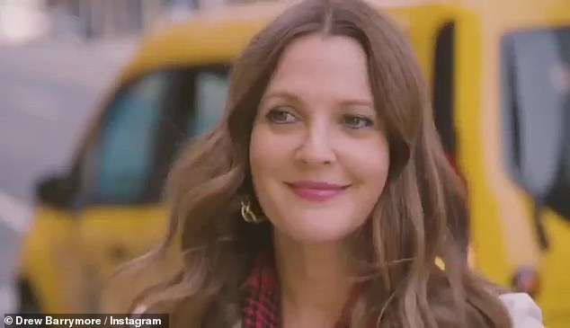 Drew Barrymore discusses 'being blacklisted at 12' due to drug addiction and how far she's come