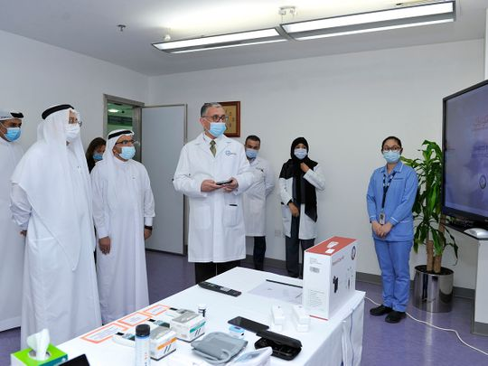 Dubai Diabetes Centre explores telemonitoring