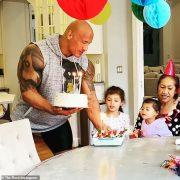 Dwayne 'The Rock' Johnson celebrates mother Ata's 72nd birthday: 'She's a shining beacon of love'