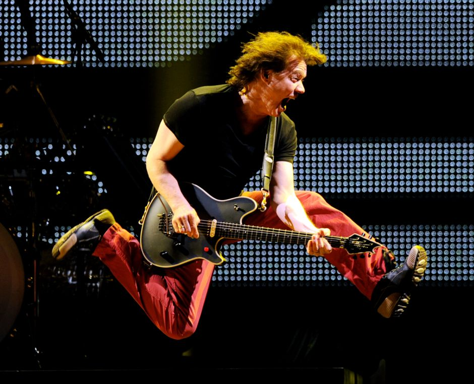 Eddie Van Halen Dies From Throat Cancer, Founding Musician Of Legendary Rock Band Van Halen | The NY Journal