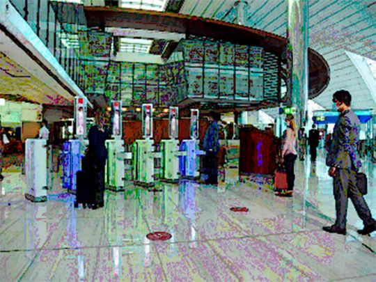 Emirates launches biometric path at Dubai airport for seamless passage of passengers