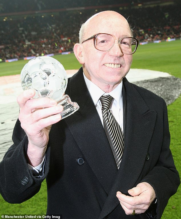 England World Cup-winner Nobby Stiles dies aged 78 after a 'long illness'