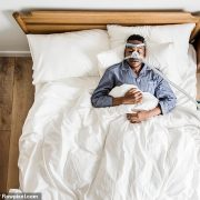 Eureka! The once-a-night pill that can banish snoring by easing the symptoms of sleep apnoea