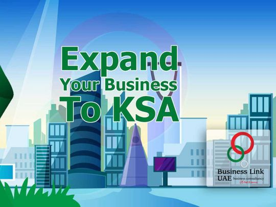 Expand your business into the Kingdom of Saudi Arabia