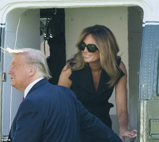 Experts reveal how a broad smile transforms face after Melania Trump photo reignites rumours