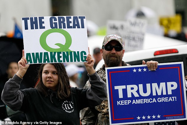 Facebook bans ads supporting QAnon and militarized movements