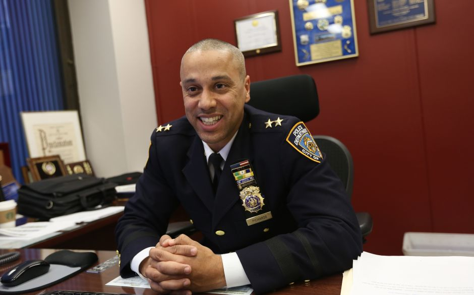 Fausto Pichardo, the highest ranking Latino in the NYPD, resigned; allege differences with the mayor | The NY Journal