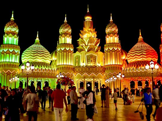 Follow these COVID-19 safety guidelines while visiting Dubai Global Village