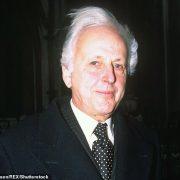 Former Sunday Telegraph editor Sir Peregrine Worsthorne has died aged 96