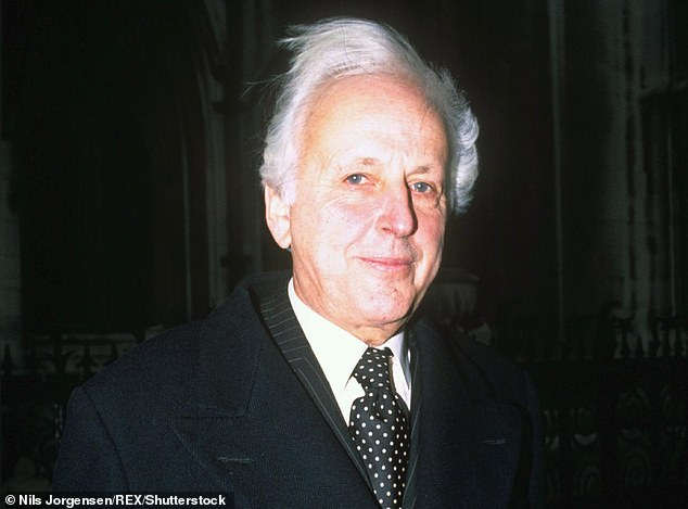 Journalist, writer and broadcaster Sir Peregrine Worsthorne spent 36 years with the Telegraph - the majority of which was with the Sunday edition, which he edited for three years between 1986 and 1989