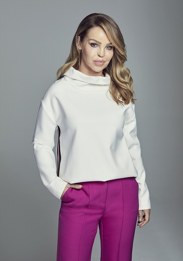 Former atheist Katie Piper reveals how she found religion 12 years ago